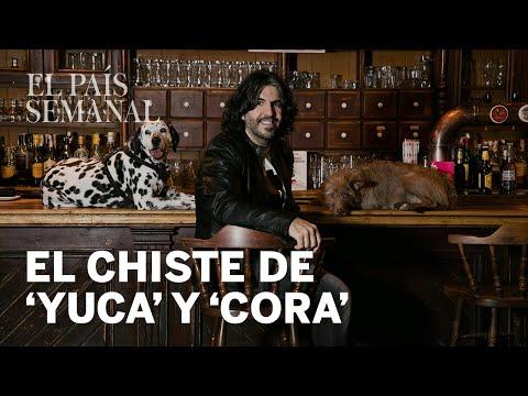 J. J. Vaquero, el chiste de 'Yuca', 'Cora' y 'Tolola' | Amos y mascotas | El País Semanal thumbnail