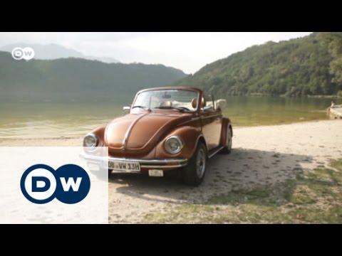 Vintage: VW Beetle Convertible | Drive it!