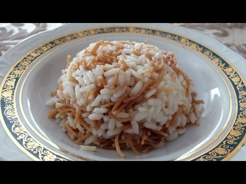 How to Make Turkish Rice - Easy Pilaf Recipe