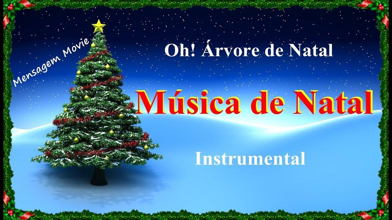 Musicas De Natal: Oh Árvore De Natal