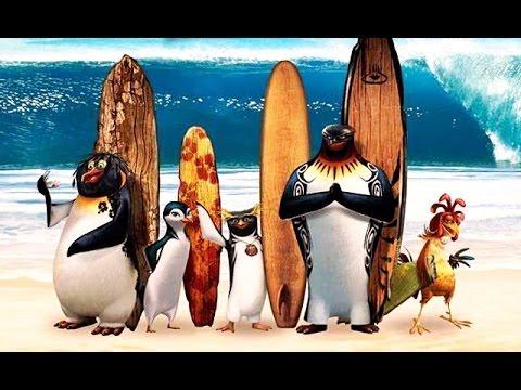 Locos por el Surf (Trailer español)