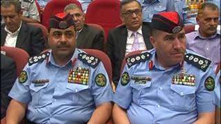 العين الساهرة - مشاركة نشاطات الدولة مع مديرية الأمن العام