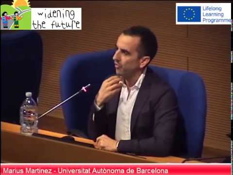 Marius Martinez - Universitat Autònoma de Barcelona