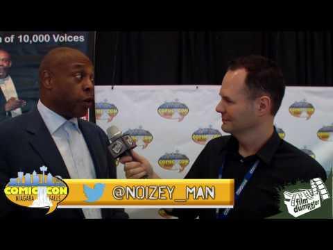 Michael Winslow Interview: 2016 Niagara Falls Comic Con