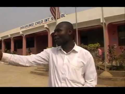 """""""African Village Tales""""- Appeal from Disciplined Child Int. School- Discipline Child.wmv"""