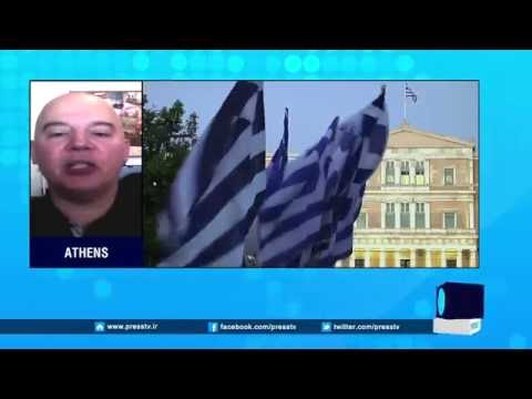 Eurozone bailout deal with Greece PRESS TV NEWS 25th May 2016