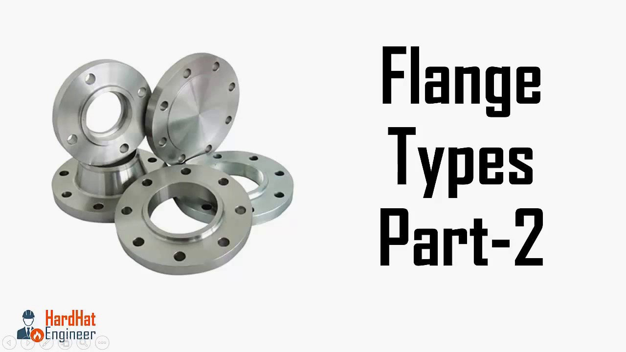Flanges Face Types RTJ, Flat, Raised Face  Different Types of Flange Faces