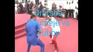 Prophet Odumje Vs Zubby Micheal Zanku step in church Live ChantingsReactions