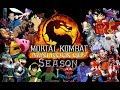 Mortal Kombat Mini Kock-Ups Season #1