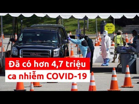 Dịch COVID-19 ngày 17-5: Toàn cầu có hơn 4,7 triệu ca nhiễm – PLO