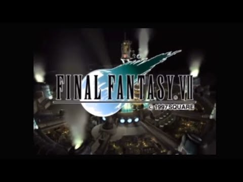 PS1 ファイナルファンタジー7 ほぼ初見実況 Part01 オープニング~七番街スラム