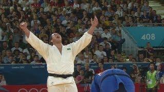 Judo Men +100 kg Bronze Medal B - Brazil v Korea Full Replay -- London 2012 Olympic Games