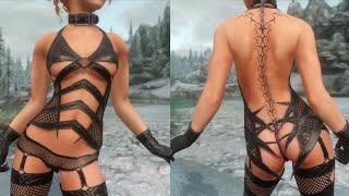 skyrim mod review 33 hentai faces furry slaves merta assassin series boobs and lubes