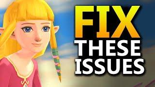 Everything a Skyward Sword Remake MUST Improve/Fix! (Legend of Zelda)