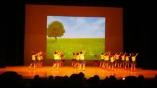 WSCMS《東方舞表演》 伍時暢紀念學校