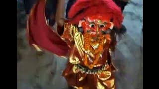 Newari dance of Lakhe, Thamel Kathmandu