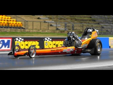 DAVE ARMSTRONG NOSTALGIA TOP FUEL FED 5.96 @ 238 MPH