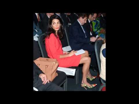 Amal Alamuddin will not take part in a UN observation team being sent to Gaza