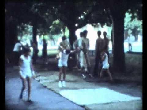 видео: Спортивная гимнастика-Одесса-Авангард-Спортивный праздник на Проспекте мира-1977 г.