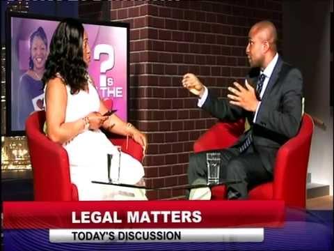 Immigration Matters - Esther Olufunmi with Daniel Metibemu
