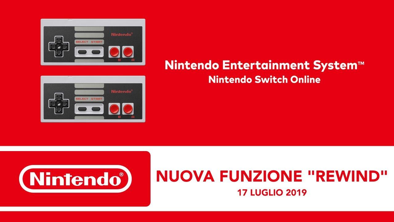 Nintendo Switch Online – Nintendo Entertainment System - Trailer Rewind (Nintendo Switch)