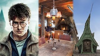 Fans Are FREAKING OUT Over This Intricate Harry Potter Mansion