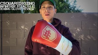 16 Ounce Infinitude Stealth X2 Boxing Glove Review