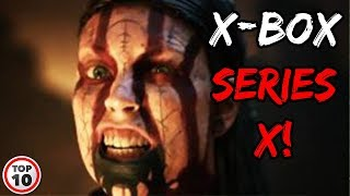 Top 10 Confirmed Games For The X Box Series X