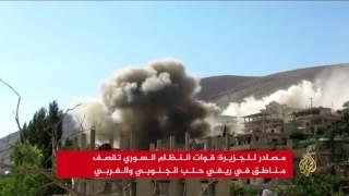 النظام السوري وحزب الله يواصلان خرق وقف إطلاق النار