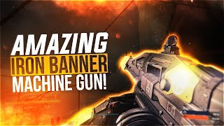 Destiny: Amazing Iron Banner Machine Gun (Bretomarts Stand)