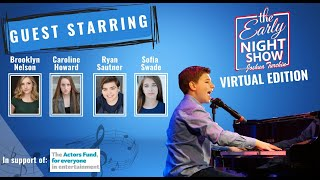 S3 Ep4 Brooklyn Nelson Sings, TikTok #singwithjosh, Caroline Howard Sings, Ryan Sautner Joins Us
