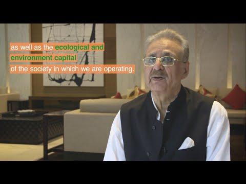 WBCSD Council Meeting 2016 - Mr Yogesh Chander Deveshwar, Chairman, ITC Limited