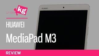 Huawei MediaPad M3 8.4 Review: Maybe Too Sleek [4K]