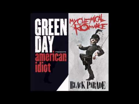 Wake Me Up When The Black Parade Ends [Green Day x My Chemical Romance]
