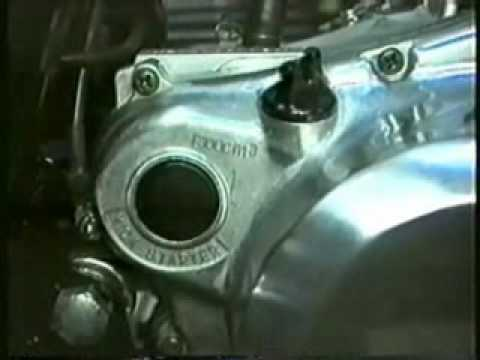 14 Sustitución aceite motor y filtro SR250 wmv