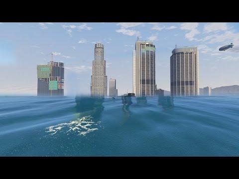 TSUNAMİ MOD (GTA 5)