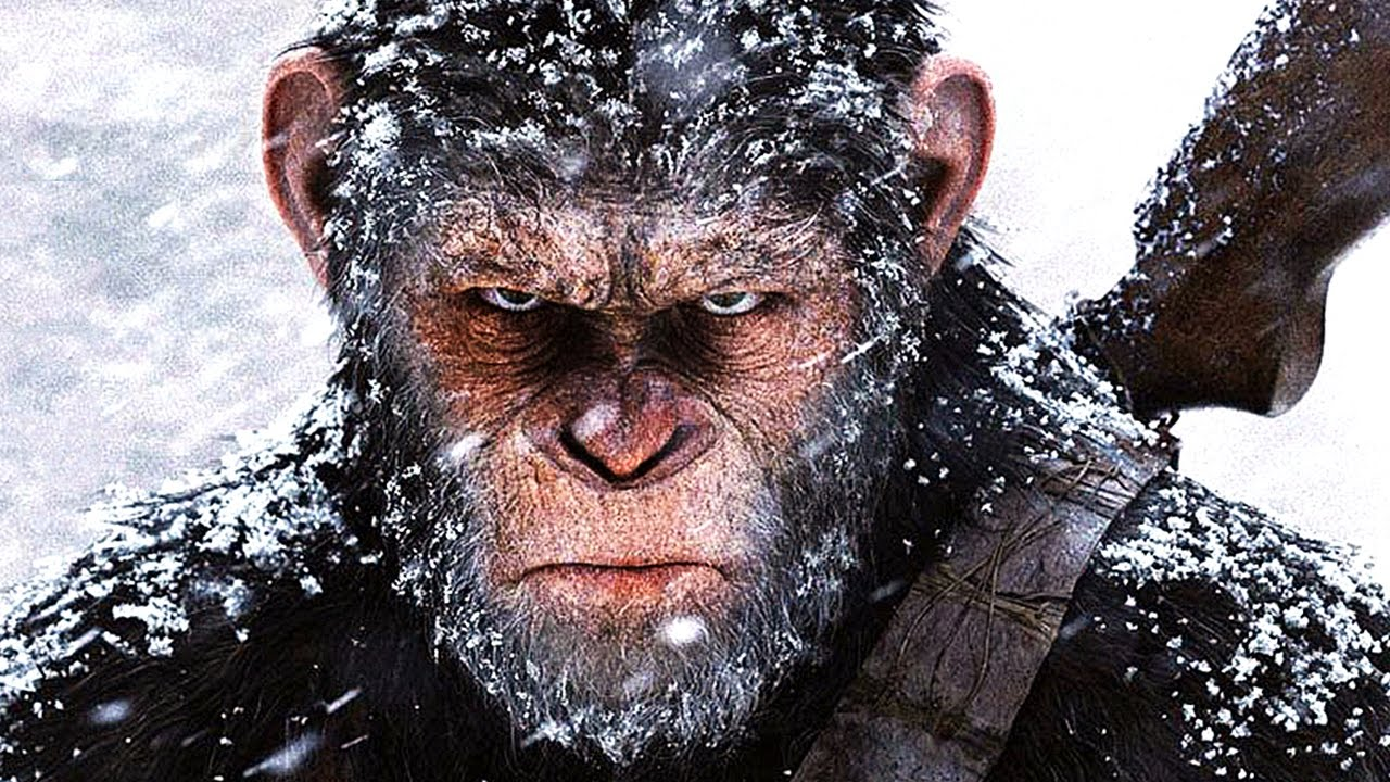 Image result for planet of the apes 2017