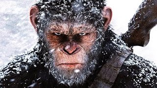 WAR FOR THE PLANET OF THE APES Movie Trailer (2017)