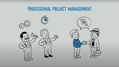 Project management for industrial manufacturers – informational video
