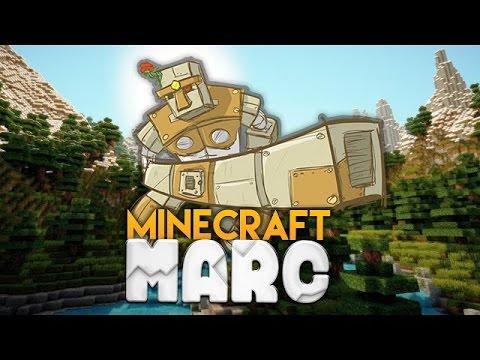 Minecraft MARC - Server/Servervortsellung + IP | #19 | Deutsch/HD | Dion3D