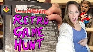 Charity Shop Retro Game Hunt | Any Retro Game Treasures?? | TheGebs24