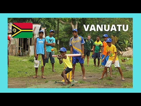 VANUATU, the graphic melanesian VILLAGE of MELE, an incredible tour
