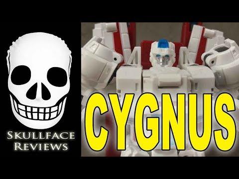 Iron Factory Cygnus