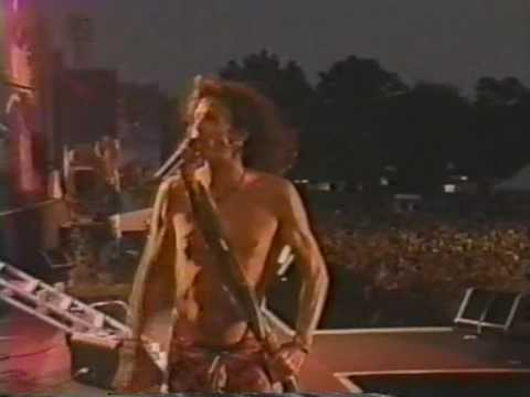 Aerosmith Livin' On The Edge Live Holland '94