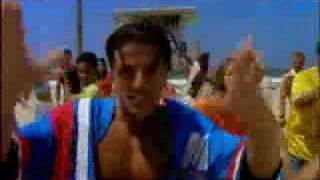 Watch Peter Andre Flava video