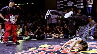 BC One Spain Cypher Finał: Xak VS Chey