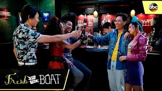 Louis' Asian Flush Pack (FT. Jeremy Lin, Ming-Na Wen, Ali Wong) - Fresh Off The Boat 3x17