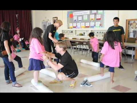 Youth to the Core Teaching Core Strength at the McGill School of Success