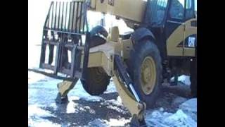 2004 Caterpillar TH460B Telehandler