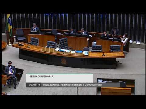 PLENÁRIO - Sessão Deliberativa - 30/08/2016 - 09:00
